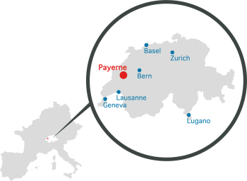 Payerne_location-in-Switzerland
